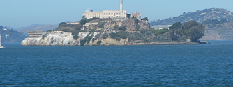 Alcatraz, California